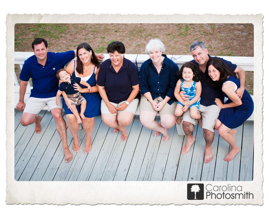 Carolina Photosmith Family
