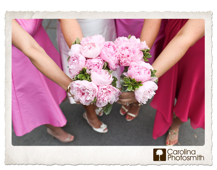 Pink Peonies are Wedding Perfection