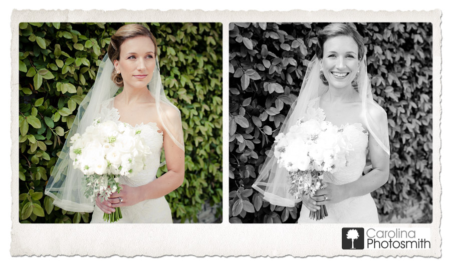 Liz S Atalaya Bridal Portraits Debordieu Wedding