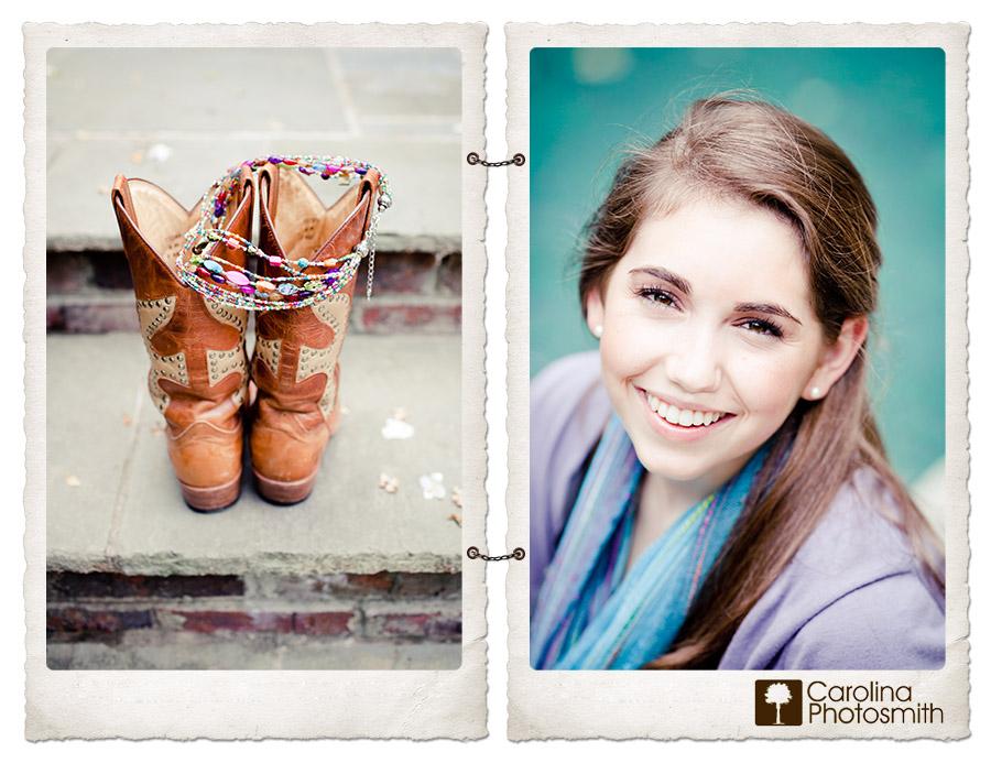 Outdoor Senior Portraits by Jennifer H. Smith