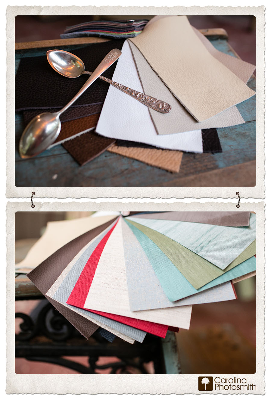 Luxurious leathers, lovely linens and gorgeous silks. Best cover choices for your custom wedding album.
