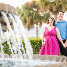 Colorful, vibrant engagement photography by Carolina Photosmith of Charleston, SC