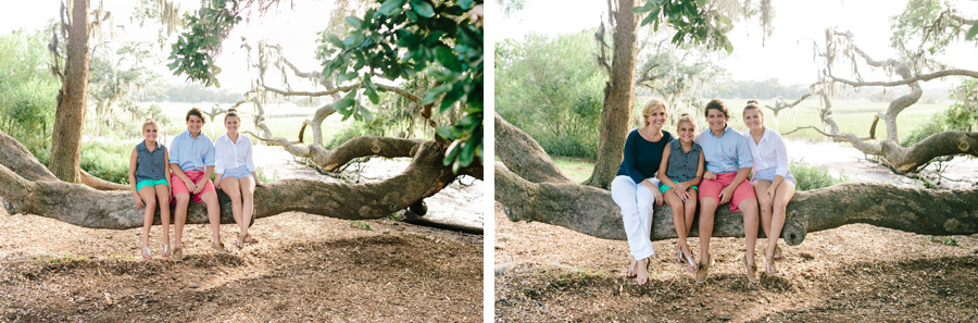 Colorful Family Photography by Charleston