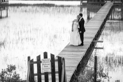 DC couple raves about their Pawleys Island wedding photography by Charleston