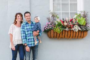 colorful Charleston family photos by Carolina Photosmith