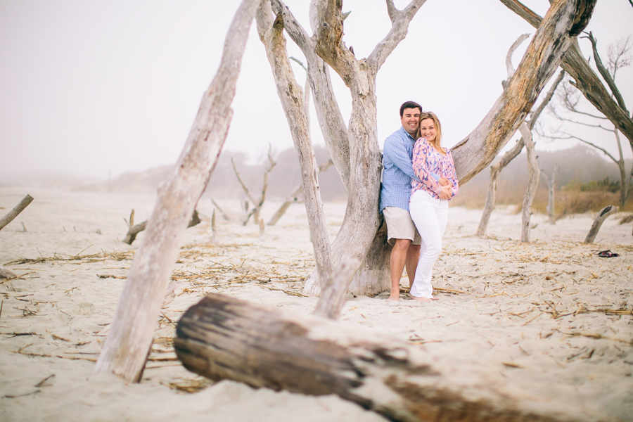 fun-foggy-Folly-Beach-engagement-session-006