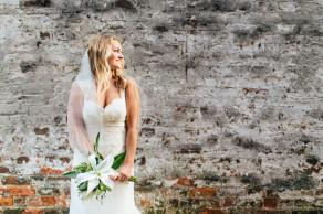 Historic Charleston bridal portraits by Carolina Photosmith