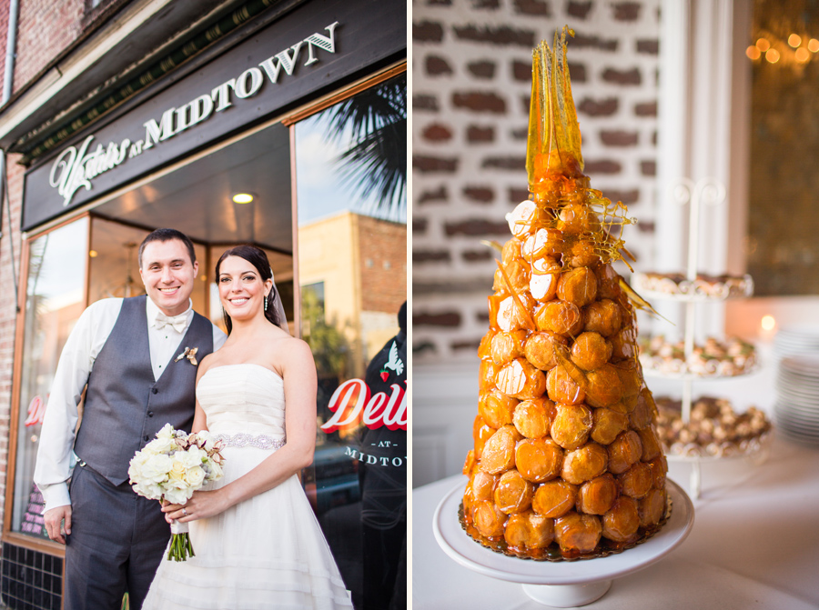 Charleston wedding highlights from Carolina Photosmith of Mt Pleasant, SC