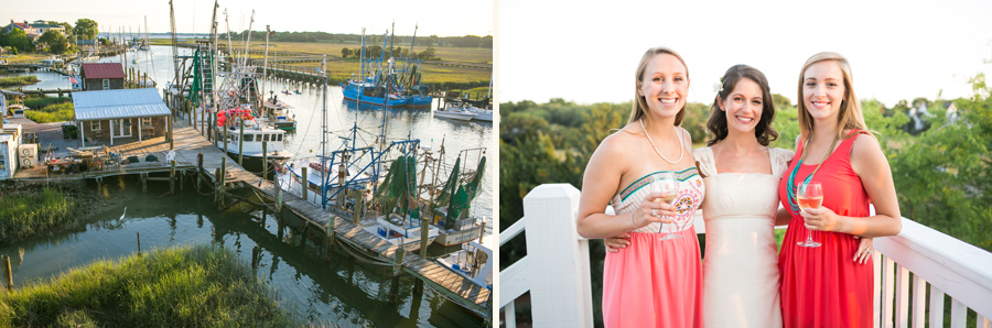 Late spring views from Cottage on the Creek. Favorite-Charleston-wedding-photography-highlights-by-Carolina-Photosmith-