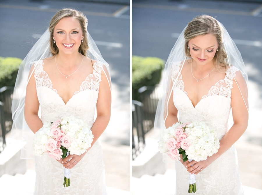 elegant charleston bridal portraits by Carolina Photosmith