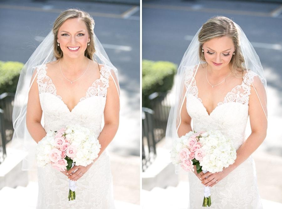 elegant charleston bridal portraits by Carolina Photosmith